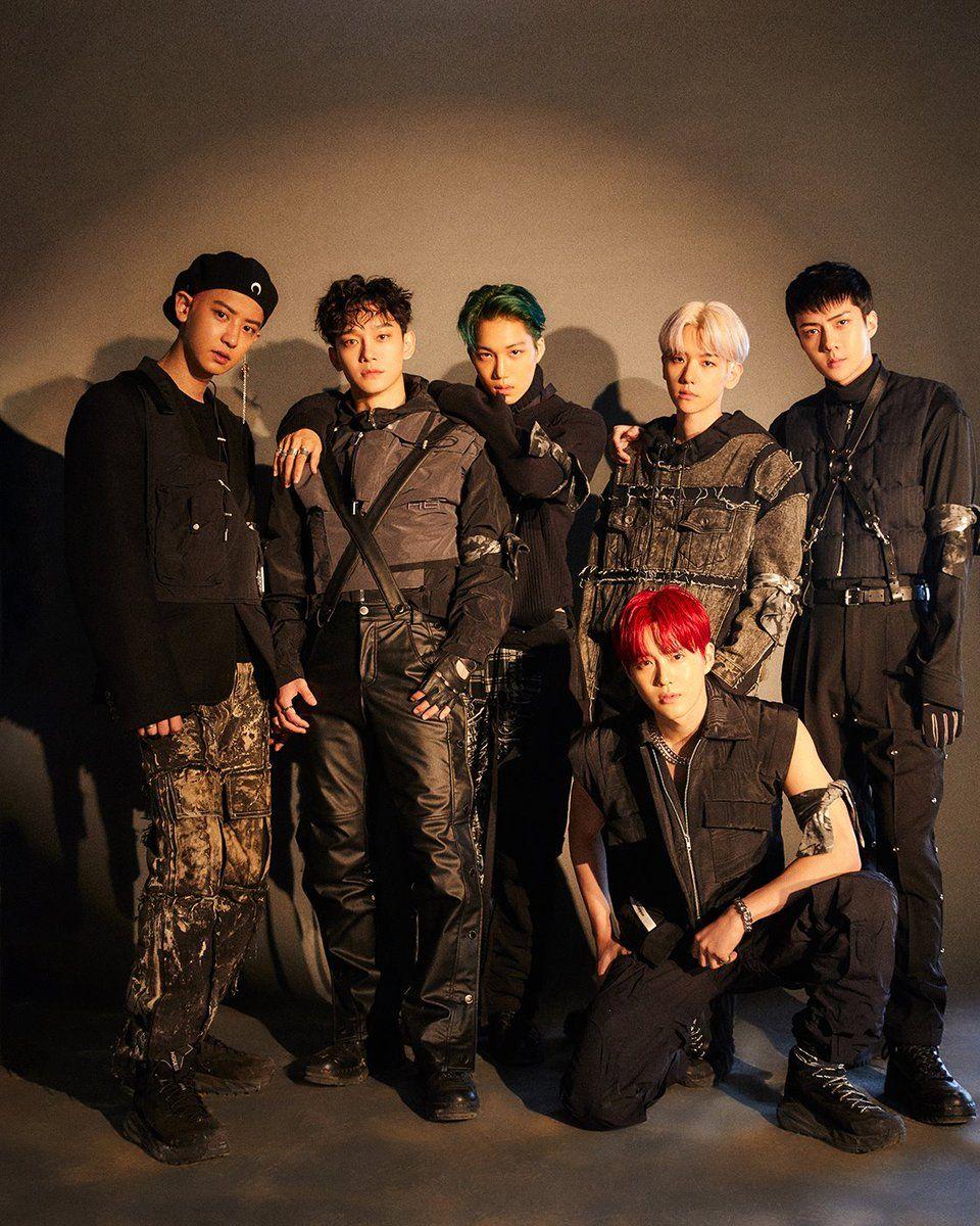 EXO anuncia comeback quase dois anos após último lançamento