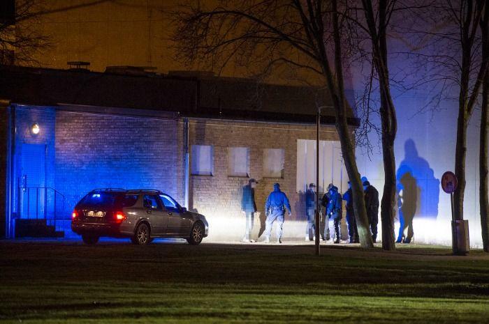 Man vid 20-årsåldern knivskuren i Landskrona