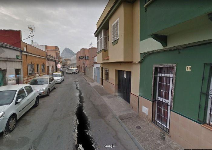 Terremoto en La Línea de la Concepción