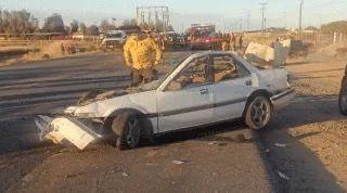 Mujer de 19 Fallece en Accidente Automóvil