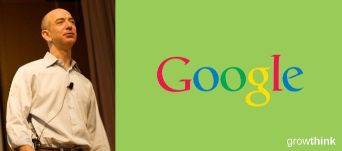 Google to be bought by Jeff Bezos