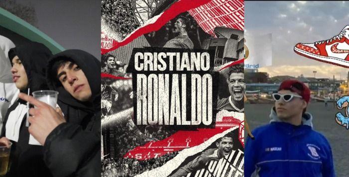 Cristiano Ronaldo acepta contrato con Manchester United para celebrar de cumpleaños de Chablo Tetera y Vash