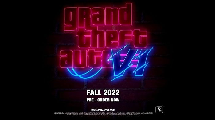 Grand Theft Auto VI OFFICAL RELEASE DATE