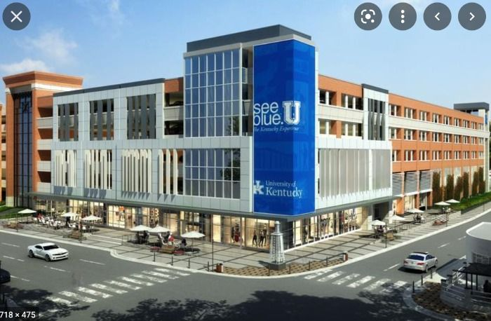UK Students Say They are Thrilled With An Additional Five Parking Garages