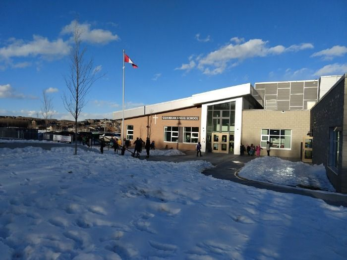 Two students from Guardian Angel School Calgary found dead